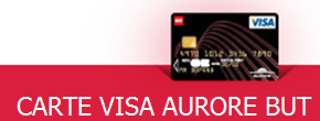 carte visa aurore but