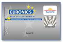 carte euronics aurore