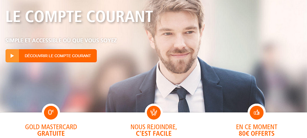 compte courant ing banque