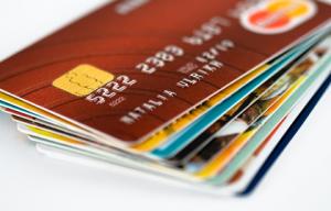 carte paiement à crédit