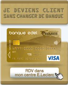 carte bancaire edel premier