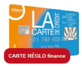 carte reglo finance