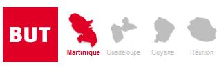 BUT Martinique financement