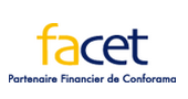 facet conforama logo