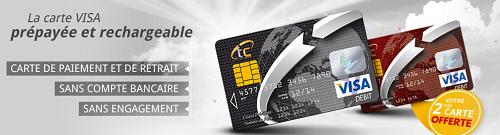 carte transcash visa