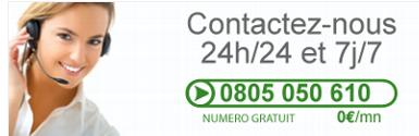 contact carte zéro