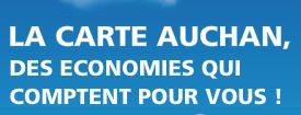 carte auchan économie fidélité