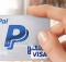carte visa paypal