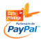 carte privilège compte Paypal CDGP