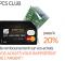 carte pcs marstercard club premium