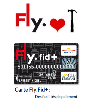 carte Fly Fid+