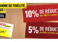 carte Bricomarché Avantages Fidélité