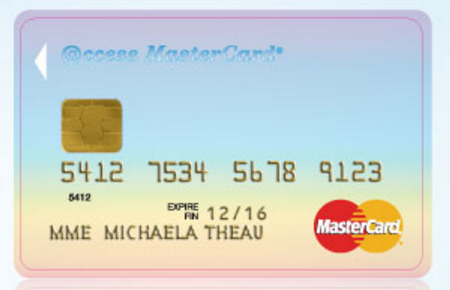 carte Access Mastercard