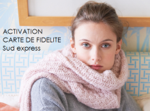 activation carte Sud express