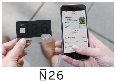 activation carte N26