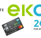 carte eko Mastercard
