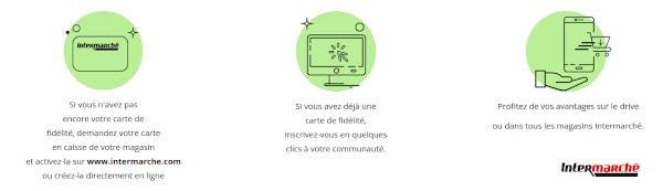 www.intermarche.com jactivemacarte comment activer sa carte intermarché