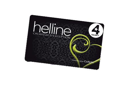 carte helline 4 étoiles