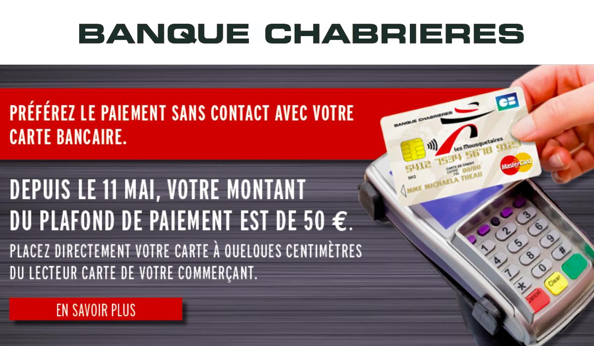 carte Mastercard Banque Chabrières