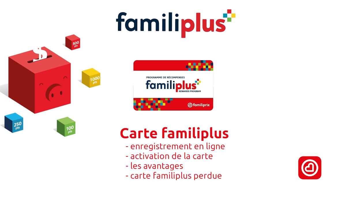 carte familiplus